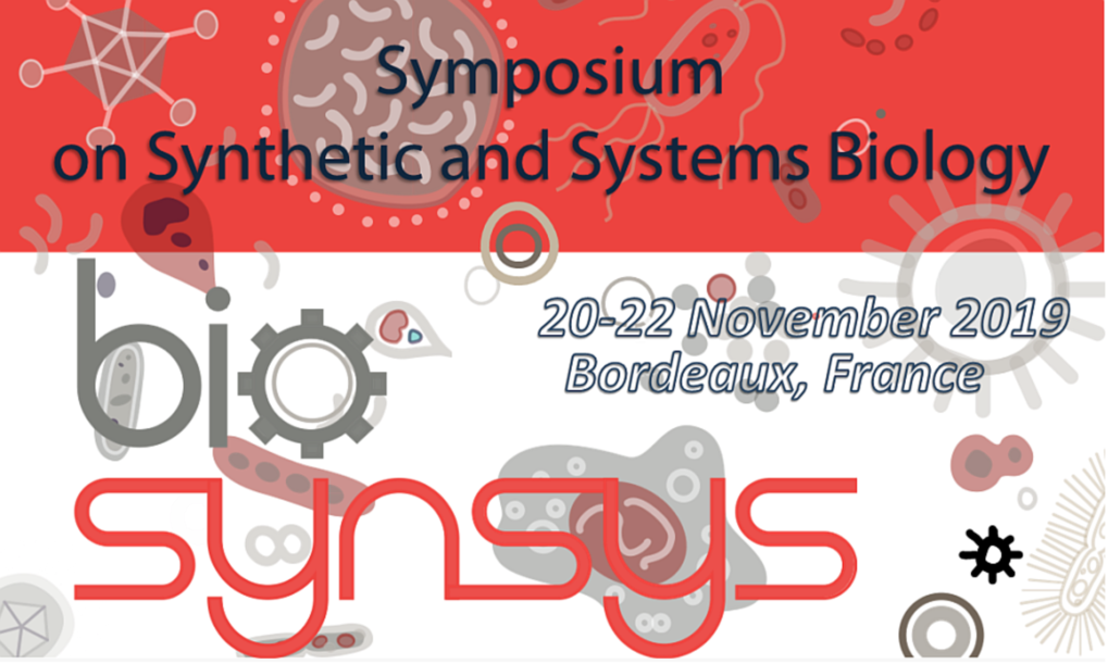 Registration for BioSynSys opened!